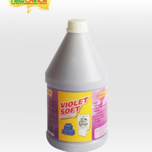 น้ำยาปรับผ้านุ่ม VIOLET SOFT