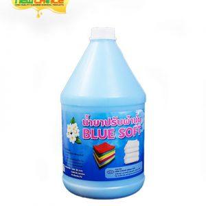 น้ำยาปรับผ้านุ่ม BLUE SOFT