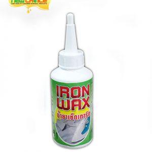 น้ำยาเช็ดเตารีด IRON WAX