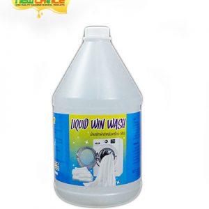 น้ำยาซักผ้าสำหรับเครื่อง ( ฟีด ) LIQUID WIN WASH