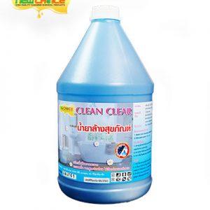 น้ำยาล้างสุขภัณฑ์ CLEAN CLEAR