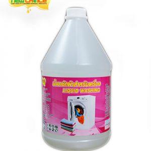 น้ำยาซักผ้าสำหรับเครื่อง Liquid Washing
