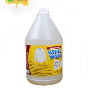 น้ำยาซักผ้าขาว White Wash